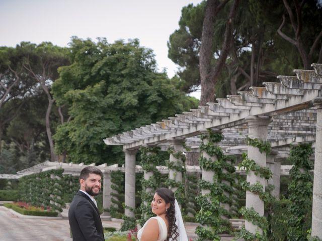 La boda de Jorge y Irene en Cubas De La Sagra, Madrid 39