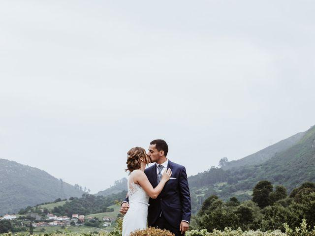 La boda de Cristina y Arturo