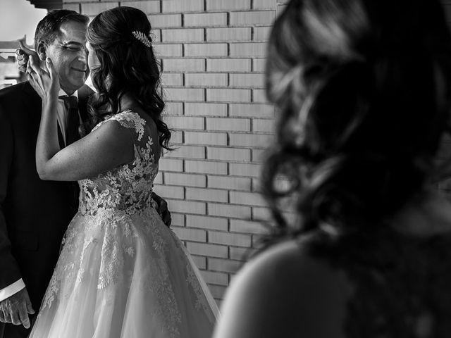 La boda de Carlos y Marta en Villanueva De Gallego, Zaragoza 15