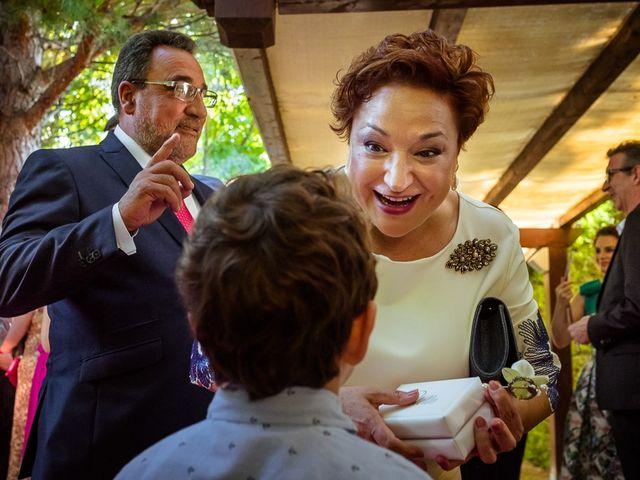 La boda de Carlos y Marta en Villanueva De Gallego, Zaragoza 16