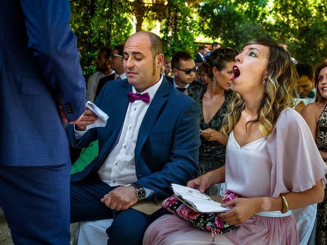 La boda de Carlos y Marta en Villanueva De Gallego, Zaragoza 17