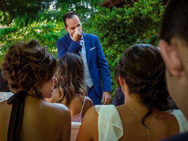 La boda de Carlos y Marta en Villanueva De Gallego, Zaragoza 18