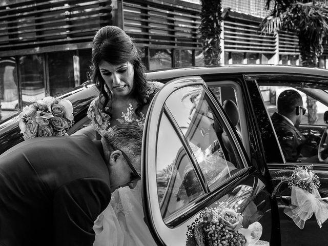 La boda de Carlos y Marta en Villanueva De Gallego, Zaragoza 19