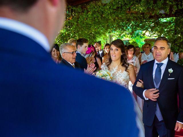 La boda de Carlos y Marta en Villanueva De Gallego, Zaragoza 20