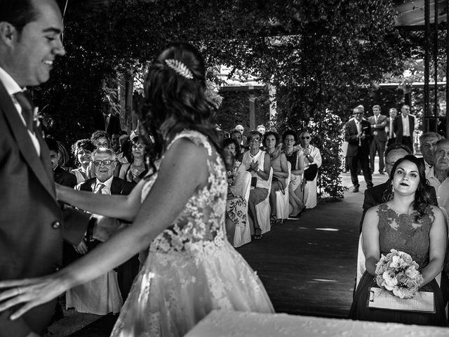 La boda de Carlos y Marta en Villanueva De Gallego, Zaragoza 24