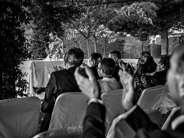 La boda de Carlos y Marta en Villanueva De Gallego, Zaragoza 25