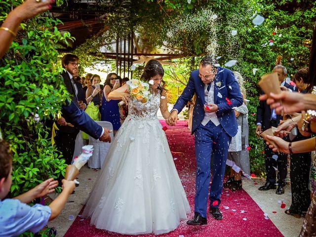 La boda de Carlos y Marta en Villanueva De Gallego, Zaragoza 27
