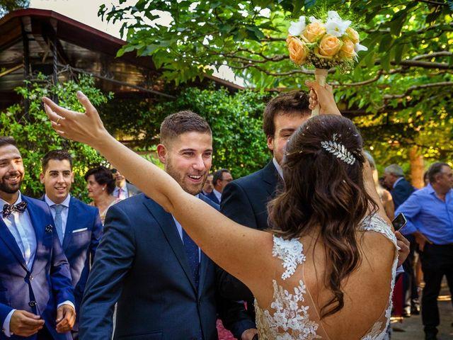 La boda de Carlos y Marta en Villanueva De Gallego, Zaragoza 29