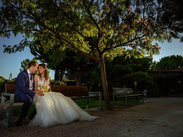 La boda de Carlos y Marta en Villanueva De Gallego, Zaragoza 30
