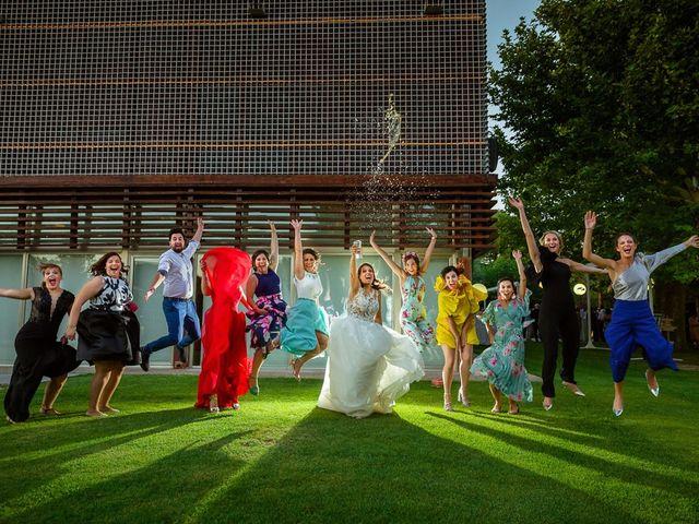 La boda de Carlos y Marta en Villanueva De Gallego, Zaragoza 34