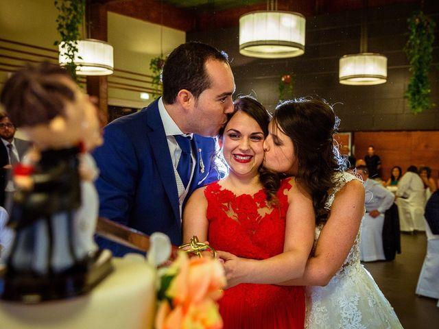 La boda de Carlos y Marta en Villanueva De Gallego, Zaragoza 35