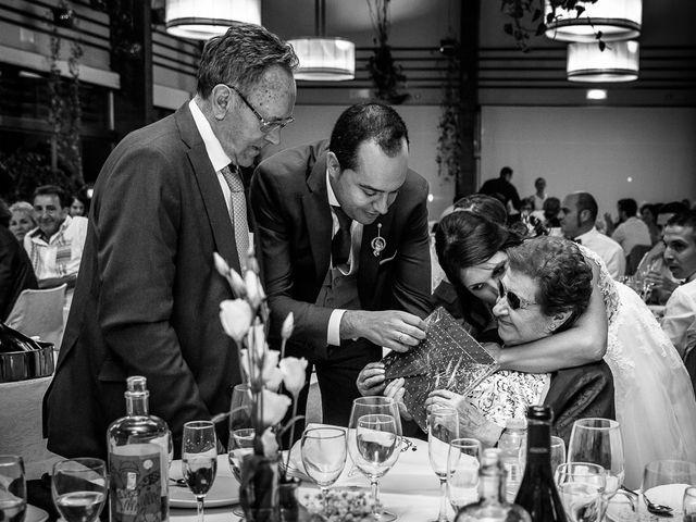 La boda de Carlos y Marta en Villanueva De Gallego, Zaragoza 36