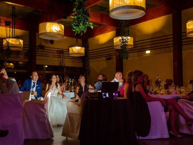 La boda de Carlos y Marta en Villanueva De Gallego, Zaragoza 40