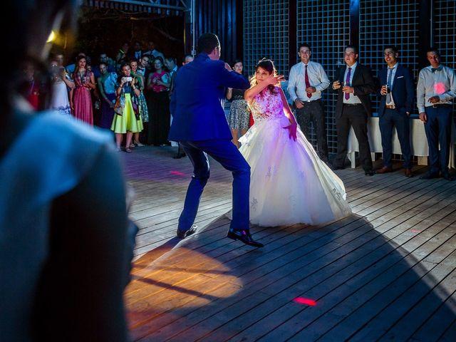 La boda de Carlos y Marta en Villanueva De Gallego, Zaragoza 42