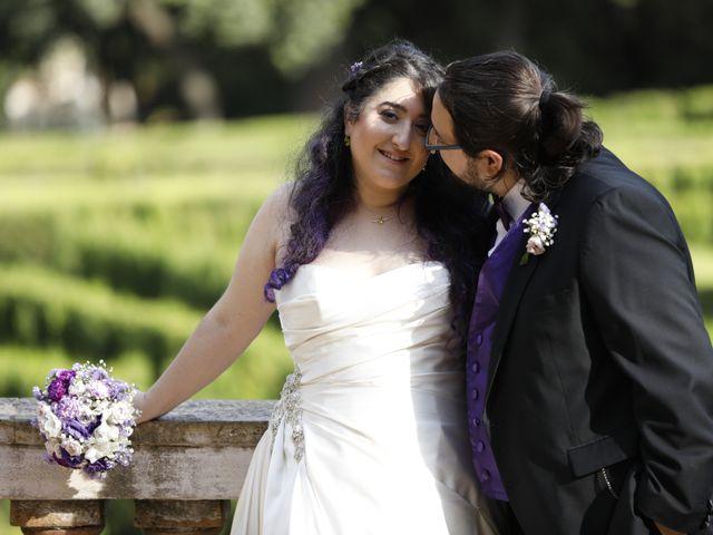 La boda de David y Mireia en Montserrat (Monestir), Barcelona 2