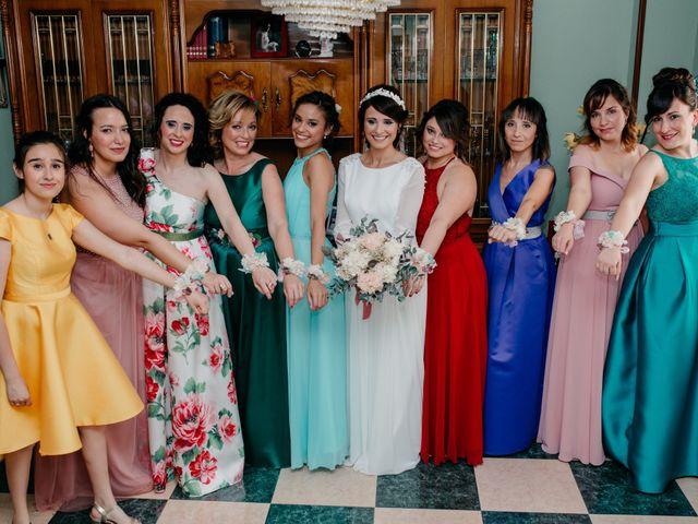 La boda de Alfredo y Cristina en Torrenueva, Ciudad Real 16