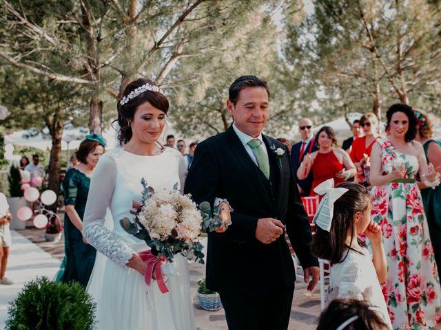 La boda de Alfredo y Cristina en Torrenueva, Ciudad Real 22