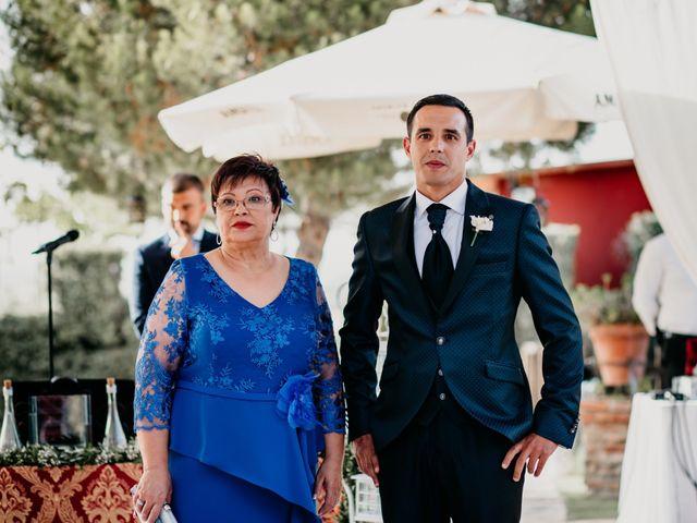 La boda de Alfredo y Cristina en Torrenueva, Ciudad Real 23