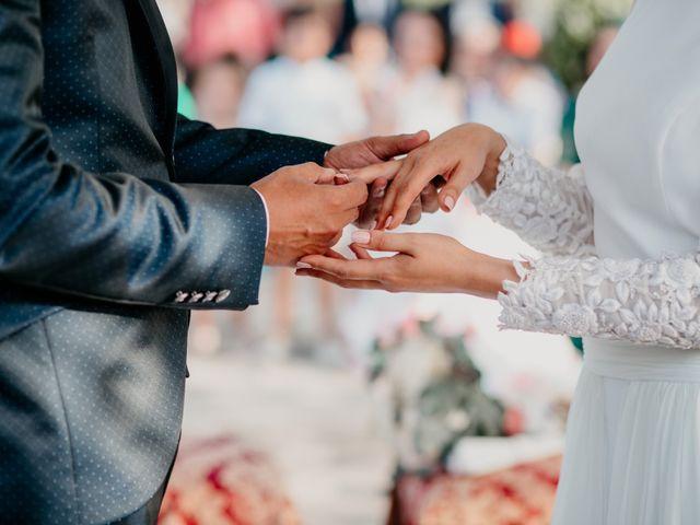 La boda de Alfredo y Cristina en Torrenueva, Ciudad Real 27