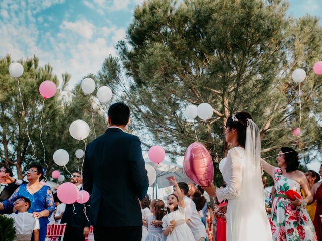 La boda de Alfredo y Cristina en Torrenueva, Ciudad Real 28
