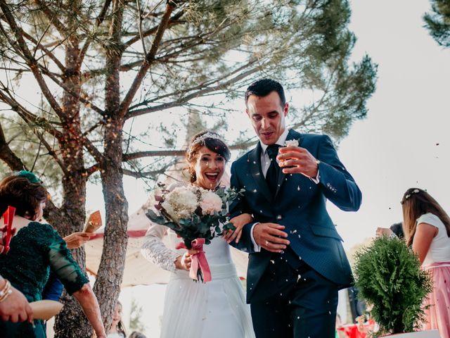 La boda de Alfredo y Cristina en Torrenueva, Ciudad Real 29