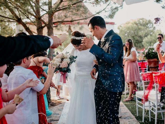 La boda de Alfredo y Cristina en Torrenueva, Ciudad Real 30