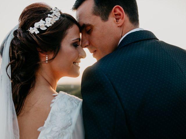 La boda de Alfredo y Cristina en Torrenueva, Ciudad Real 1