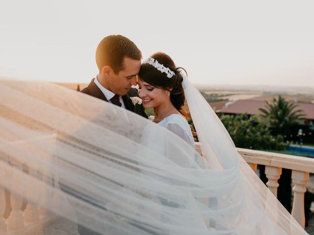 La boda de Alfredo y Cristina en Torrenueva, Ciudad Real 35