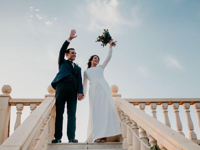 La boda de Alfredo y Cristina en Torrenueva, Ciudad Real 36