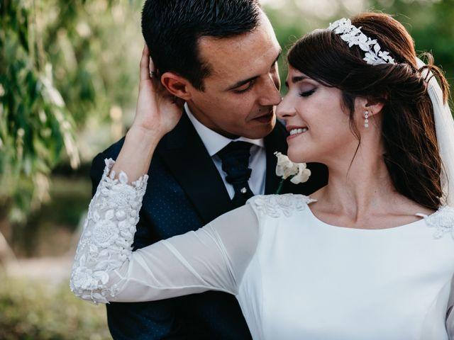 La boda de Alfredo y Cristina en Torrenueva, Ciudad Real 39