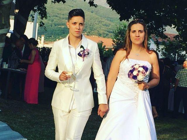 La boda de Bea y Mary en Hervas, Cáceres 6