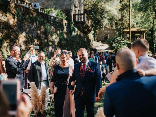La boda de Martín y Mariana en Rois, A Coruña 12