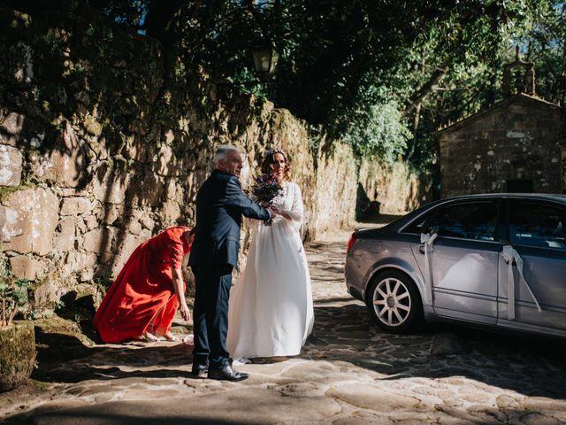 La boda de Martín y Mariana en Rois, A Coruña 13