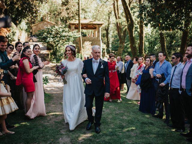 La boda de Martín y Mariana en Rois, A Coruña 16