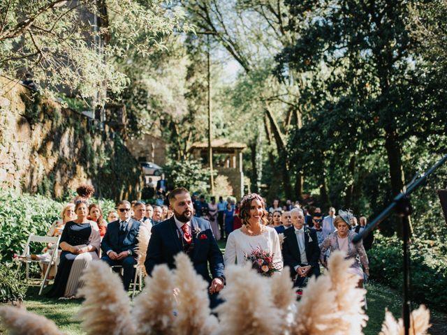 La boda de Mariana y Martín