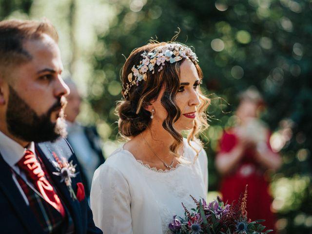 La boda de Martín y Mariana en Rois, A Coruña 26