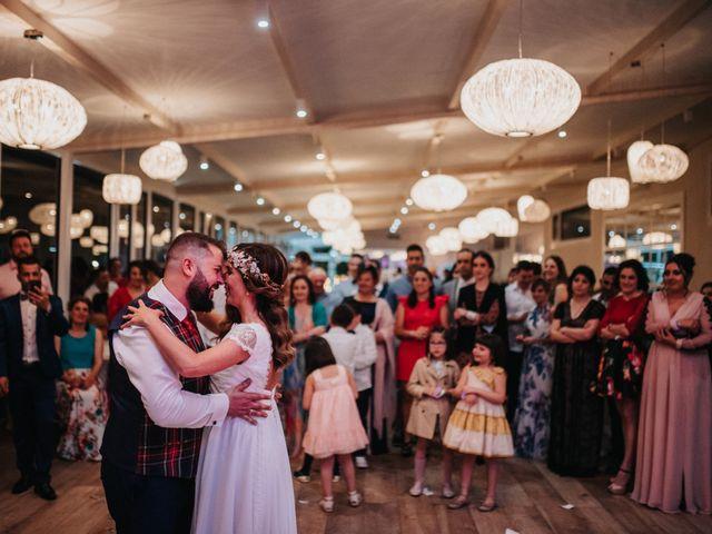 La boda de Martín y Mariana en Rois, A Coruña 75