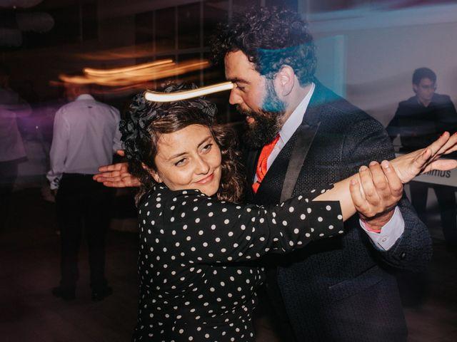 La boda de Martín y Mariana en Rois, A Coruña 79