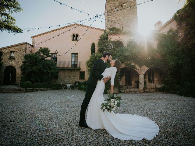 La boda de Gerard y Antonia en El Bruc, Barcelona 20