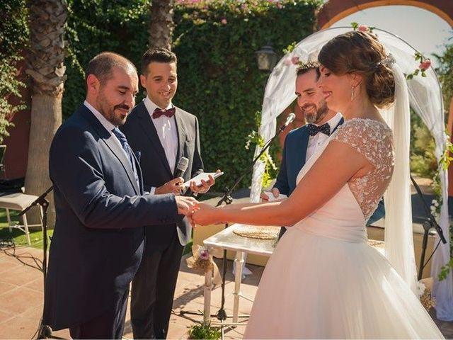 La boda de David y Belén en Jerez De La Frontera, Cádiz 21