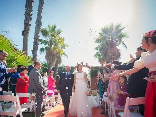 La boda de David y Belén en Jerez De La Frontera, Cádiz 23