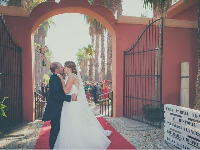 La boda de David y Belén en Jerez De La Frontera, Cádiz 25