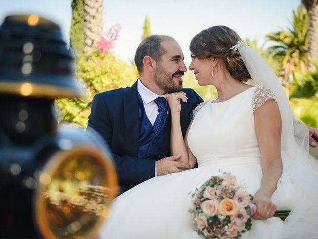 La boda de David y Belén en Jerez De La Frontera, Cádiz 26