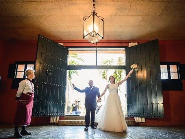 La boda de David y Belén en Jerez De La Frontera, Cádiz 32