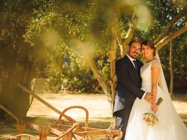 La boda de Belén y David