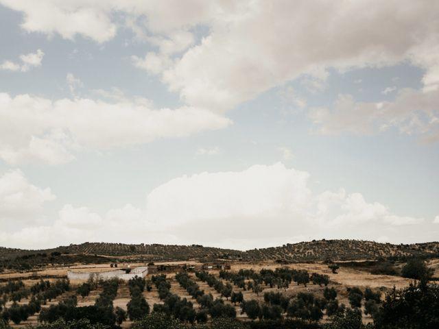 La boda de Alberto y Ara en Trasierra, Badajoz 11