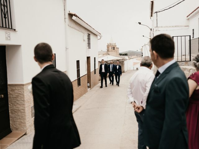 La boda de Alberto y Ara en Trasierra, Badajoz 13