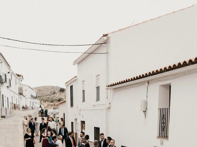 La boda de Alberto y Ara en Trasierra, Badajoz 16