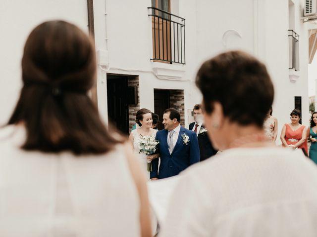 La boda de Alberto y Ara en Trasierra, Badajoz 47