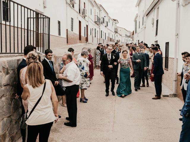 La boda de Alberto y Ara en Trasierra, Badajoz 50